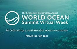 World Ocean Summit banner