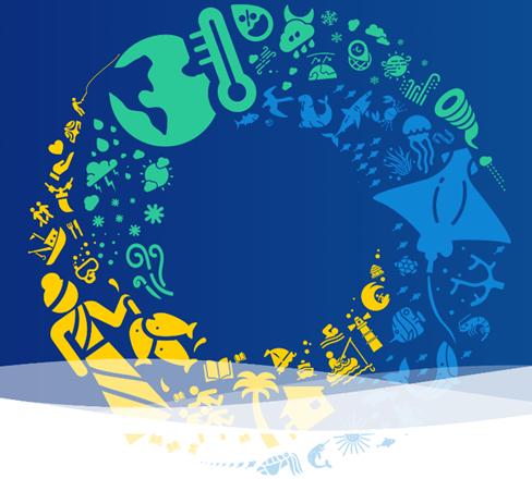 Logo for Blue Climate Initiative