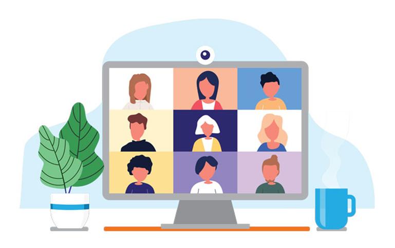 Image of digital community