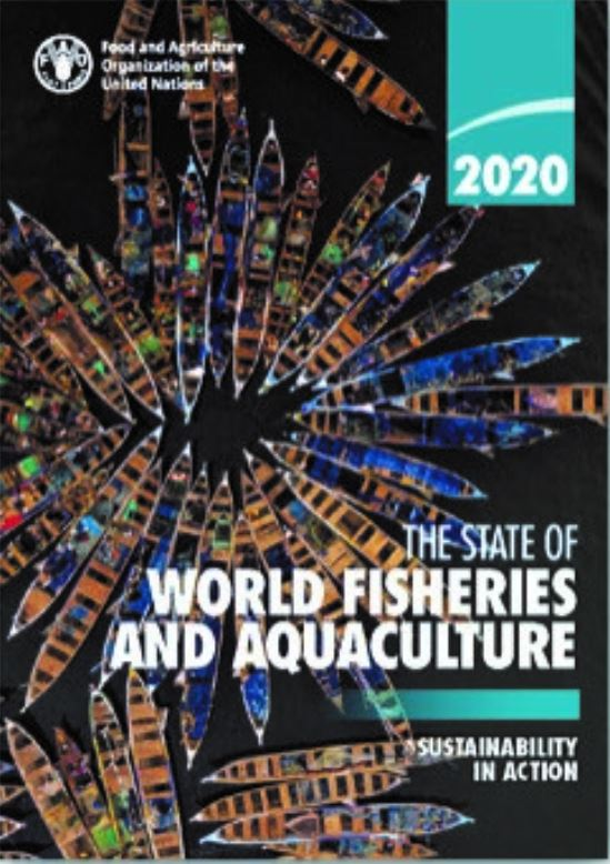 World Fisheries & Aquaculture report cover