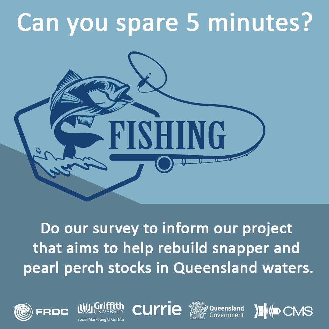 Rec fishing survey instagram tile
