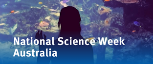 Logo for National Science Week