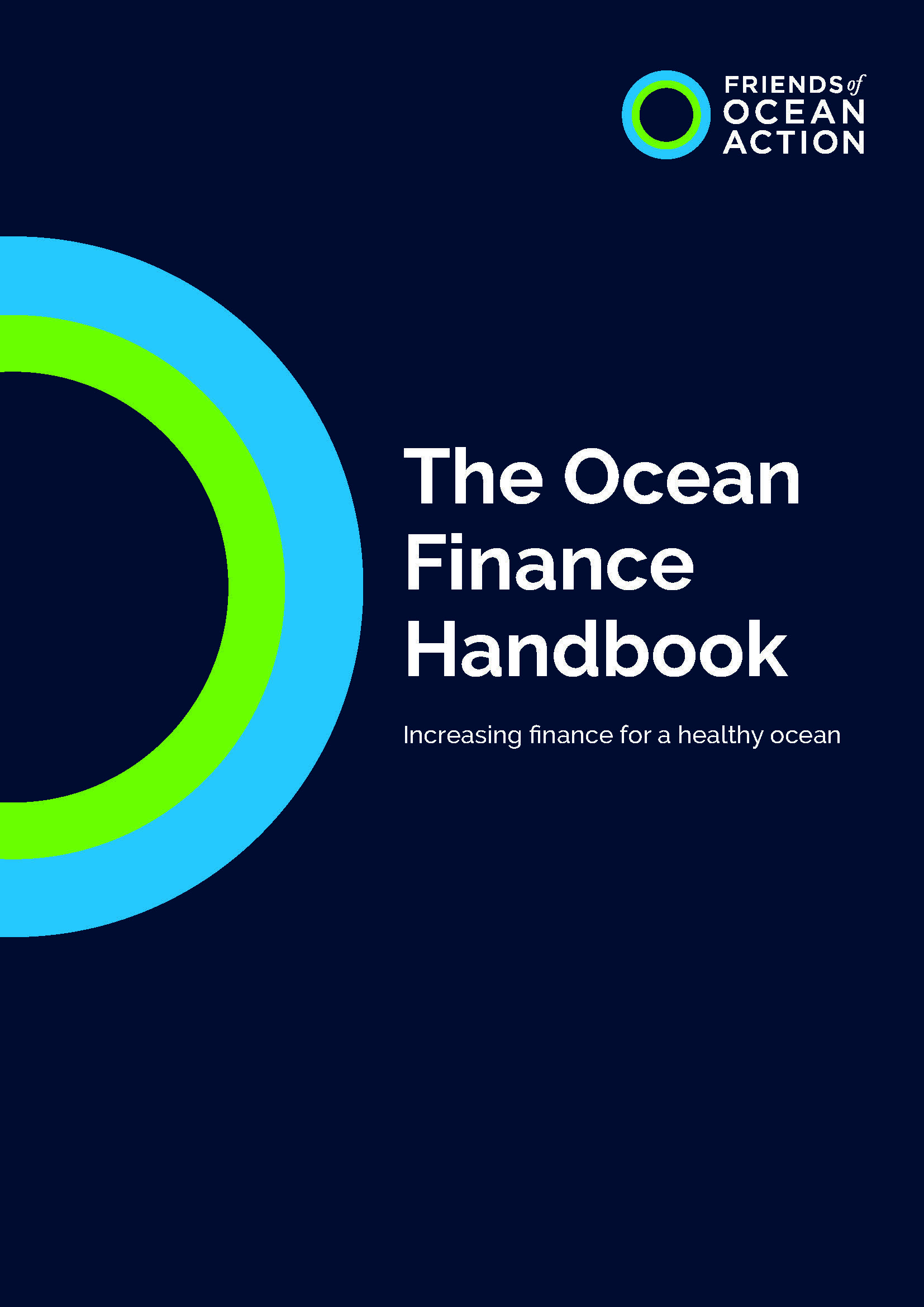 Ocean Finance Cover