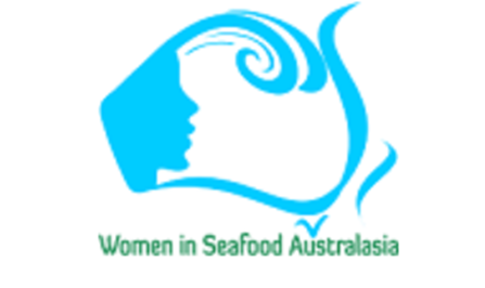 Logo for Women in Seafood Australasia