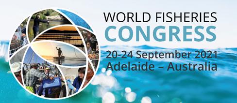 Logo for World Fisheries Congress