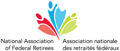 National Association of Federal Retirees logo