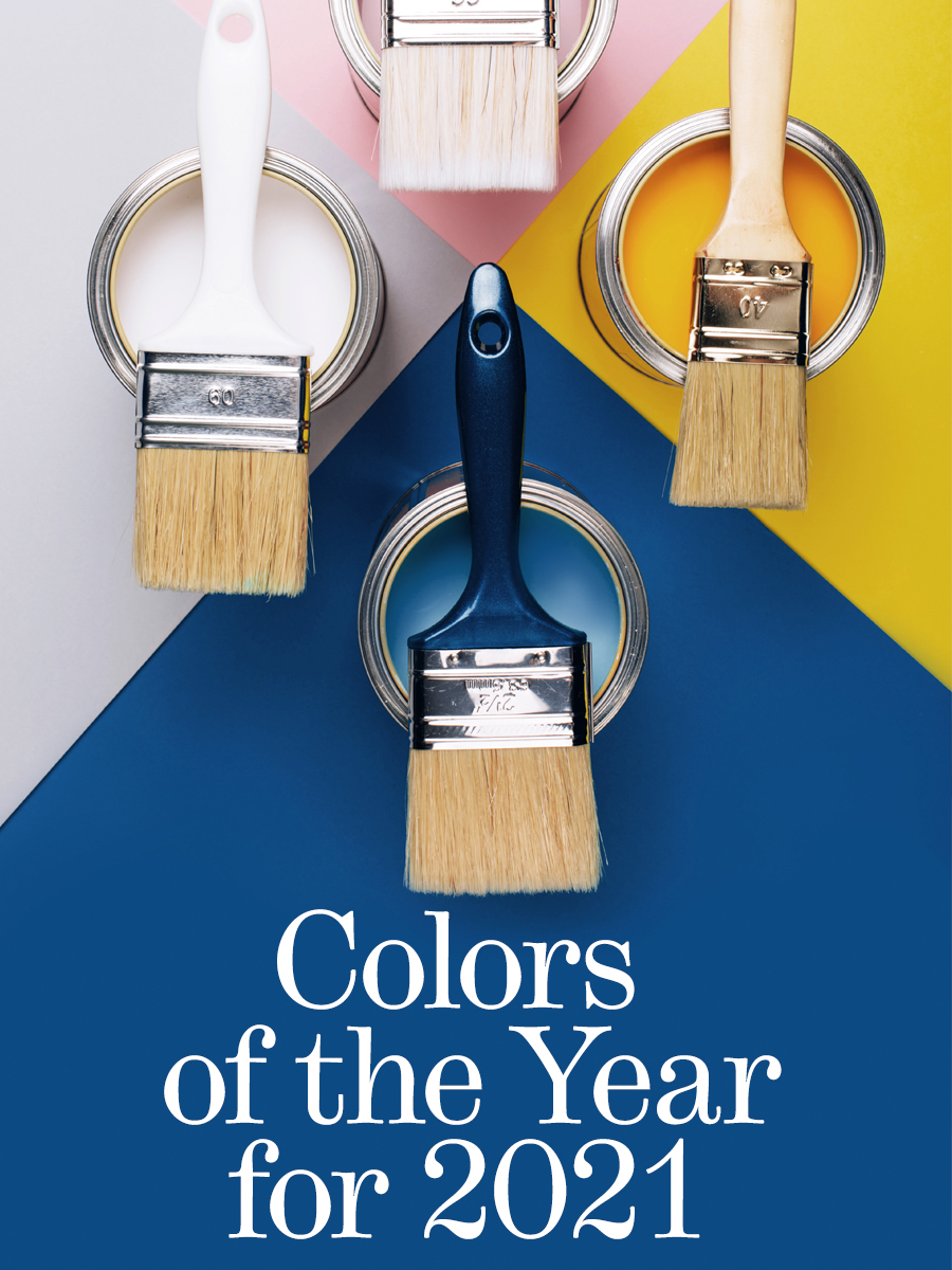 Color of the Year image