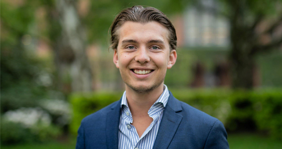 Sigurd Thuesen, netværker og studerende