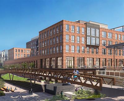 Image of Northland Newton Development