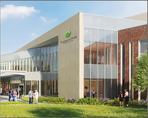 Image of Sheppard Pratt Medical Center