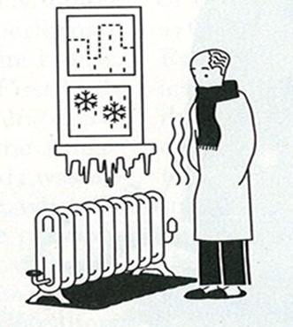 Radiant Air Temperature Image