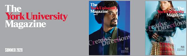 The York University Magazine Summer 2020